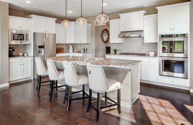 Chef-inspired kitchen to enjoy