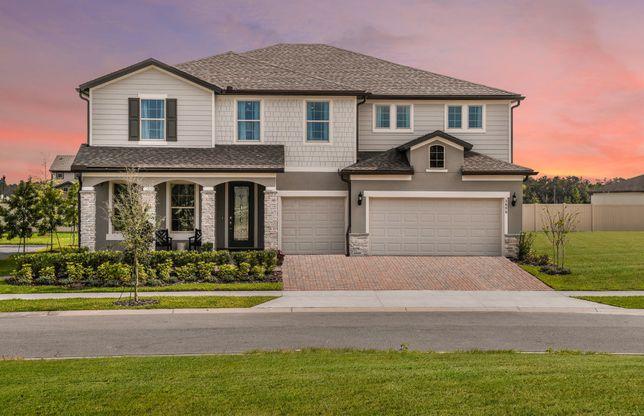 Mariner:New Construction Home For Sale at Split Oak Estates