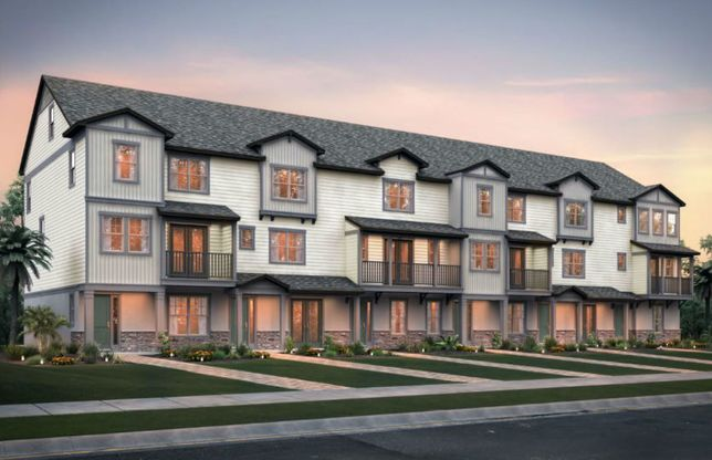 Rivington:New Townhomes for Sale in Dr. Phillips by Pulte - Exterior