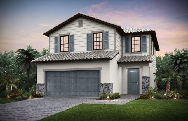 Starboard:Exterior FM2A with stone detail