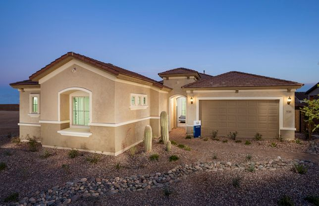 Exterior:New Homes For Sale in Peoria, AZ