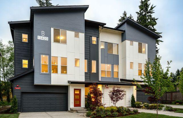 Exterior:Residence I (exterior unit)