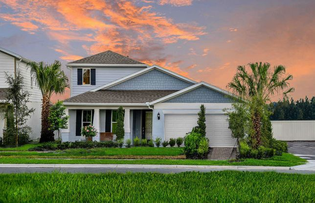 Canopy:New Construction Home For Sale at Winterbrook
