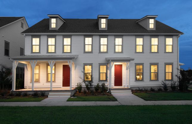 Lily 1:Townhomes at Twilight