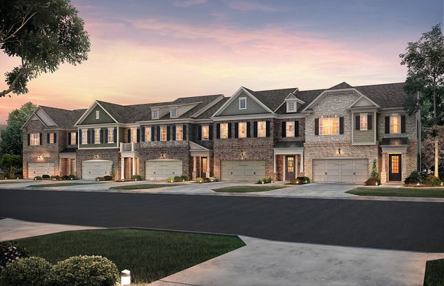 Fulton:Townhome Building Example