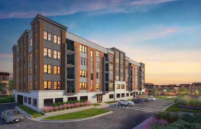 Brooklyn:Low-Maintenance, 1-Level Elevator Condos at Tower Oaks Featuring Easy Living with no Stairs!