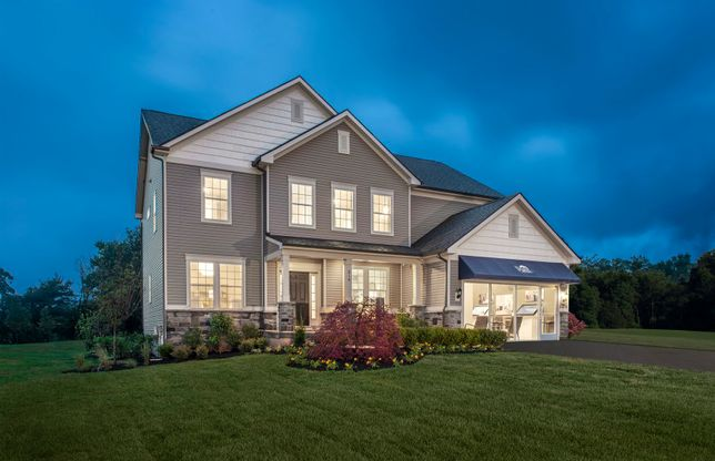 Woodside:Single Family homes at Gwynedd Ridge