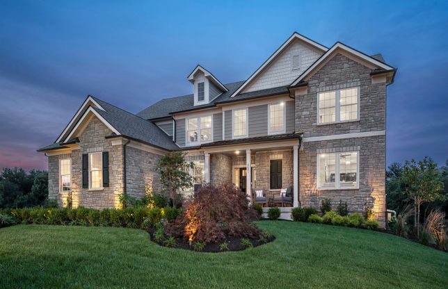Skyview:Skyview single family home at Whitehall Estates