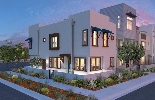 Residence 1:Elevation 1A
