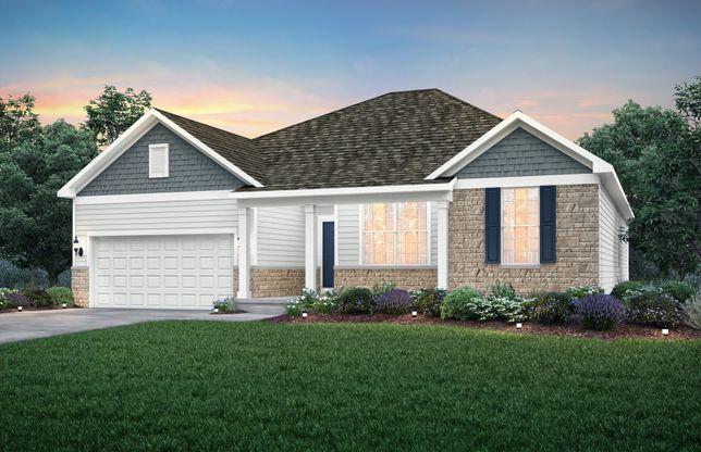Amberwood:Home Design HR2M