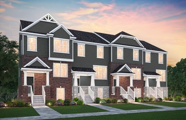 Sumter:4-Unit Townhome Exterior