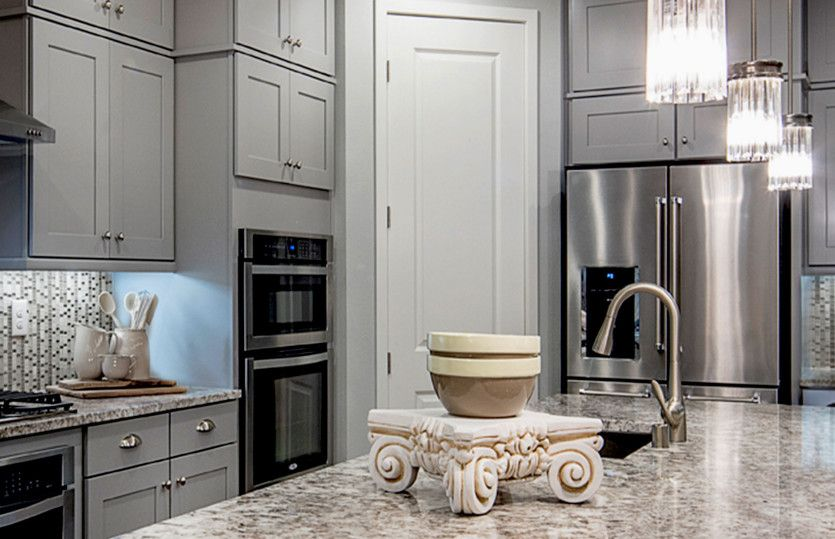 Kitchen featured in the Gardengate By Pulte Homes in Phoenix-Mesa, AZ
