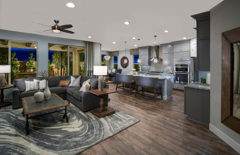 Living Area featured in the Gardengate By Pulte Homes in Phoenix-Mesa, AZ