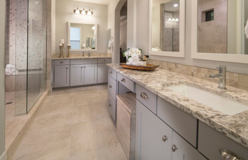Bathroom featured in the Gardengate By Pulte Homes in Phoenix-Mesa, AZ