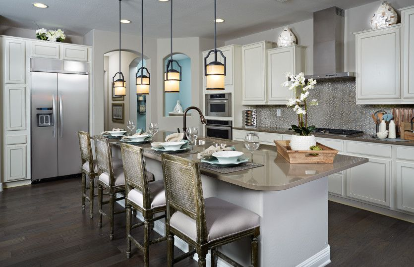 Kitchen featured in the Willowbrook By Pulte Homes in Phoenix-Mesa, AZ