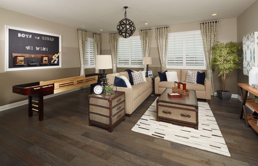 Living Area featured in the Willowbrook By Pulte Homes in Phoenix-Mesa, AZ