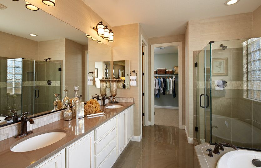 Bathroom featured in the Willowbrook By Pulte Homes in Phoenix-Mesa, AZ