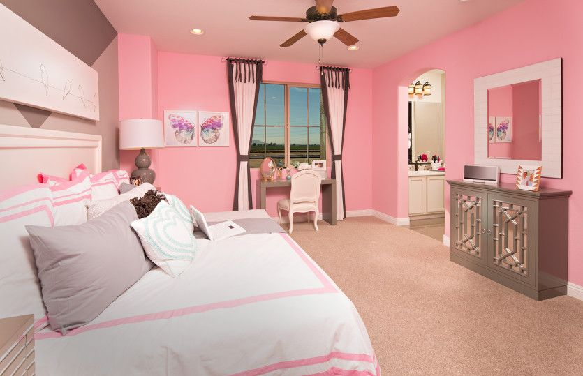 Bedroom featured in the Willowbrook By Pulte Homes in Phoenix-Mesa, AZ