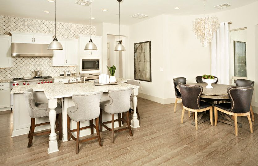 Kitchen-in-Mannington-at-Astarea at Sky Crossing-in-Phoenix