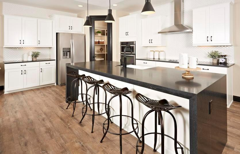 Kitchen featured in the Stella By Pulte Homes in Phoenix-Mesa, AZ