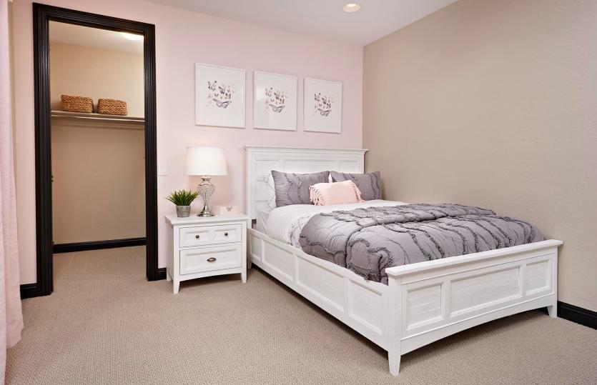 Bedroom featured in the Stella By Pulte Homes in Phoenix-Mesa, AZ