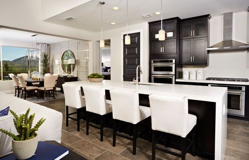 Kitchen-in-Prato-at-Blue Horizons - Estate Series-in-Buckeye