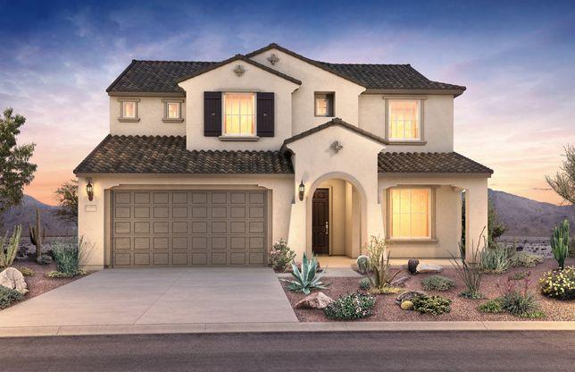 Exterior:Ridgeview Home Exterior A