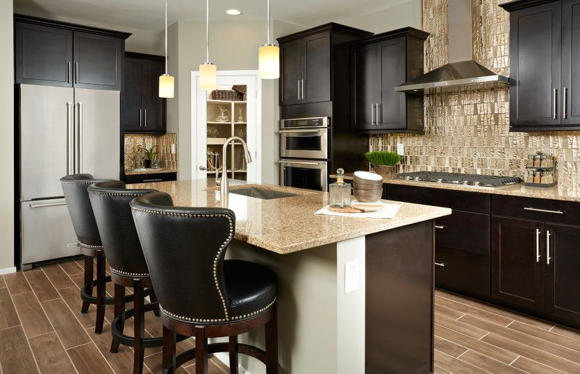 Kitchen featured in the Oakside By Pulte Homes in Phoenix-Mesa, AZ