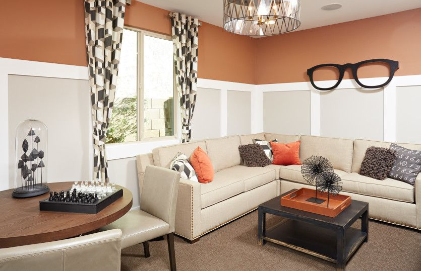 Living Area featured in the Oakside By Pulte Homes in Phoenix-Mesa, AZ