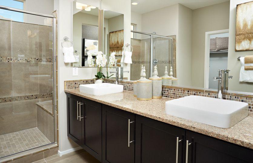Bathroom featured in the Oakside By Pulte Homes in Phoenix-Mesa, AZ