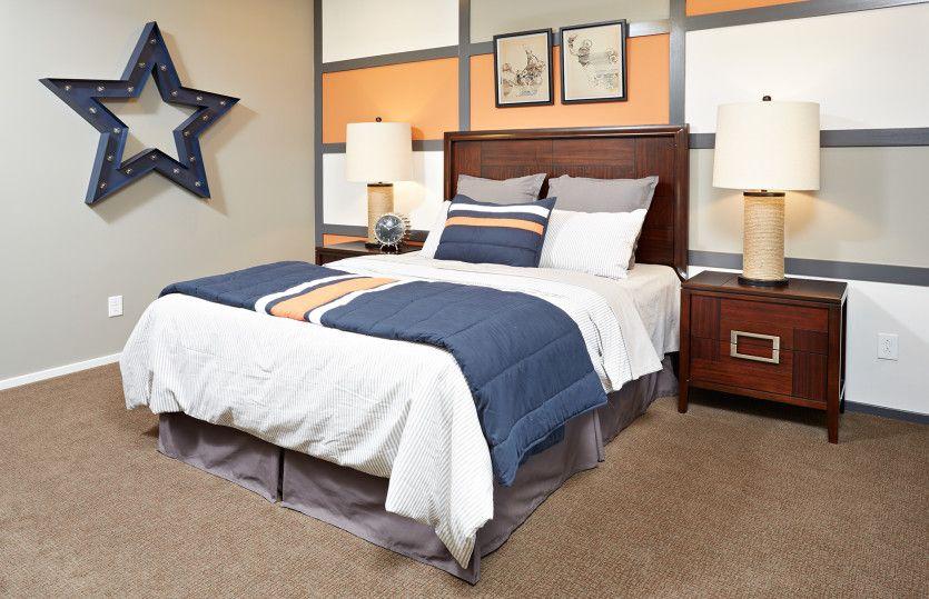 Bedroom featured in the Oakside By Pulte Homes in Phoenix-Mesa, AZ