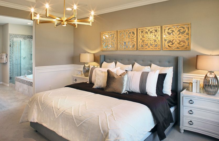Bedroom featured in the Prato By Pulte Homes in Tucson, AZ