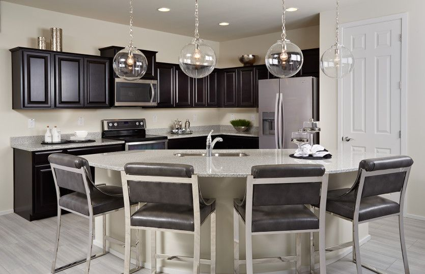 Kitchen featured in the Cosenza By Pulte Homes in Phoenix-Mesa, AZ