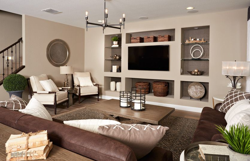 Living Area featured in the Ridgeview By Pulte Homes in Phoenix-Mesa, AZ