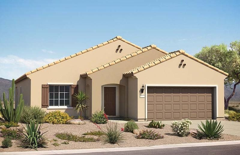 Exterior featured in the Creosote By Pulte Homes in Phoenix-Mesa, AZ