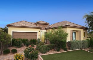 Plateau - Parkside at Anthem at Merrill Ranch: Florence, Arizona - Pulte Homes