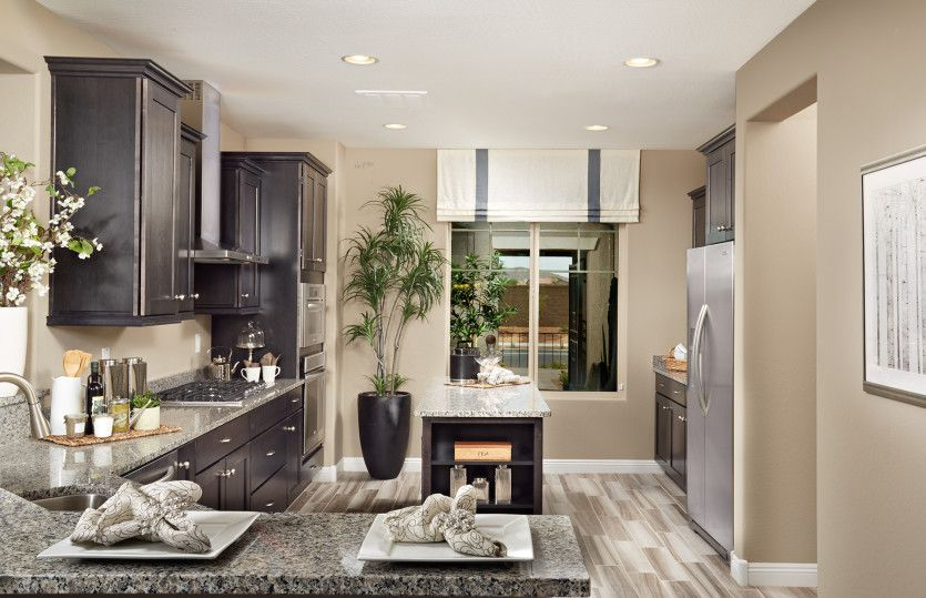 Kitchen-in-Plateau-at-Parkside at Anthem at Merrill Ranch-in-Florence
