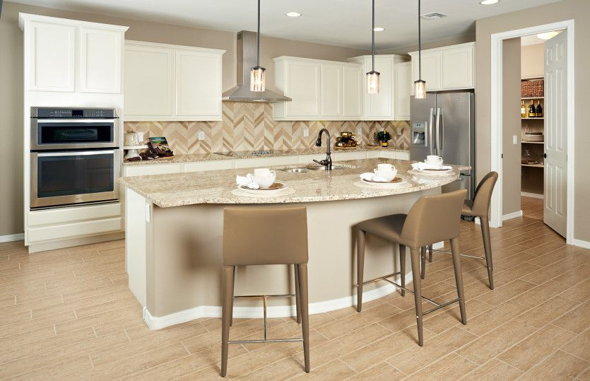 Kitchen-in-Butte-at-Parkside at Anthem at Merrill Ranch-in-Florence