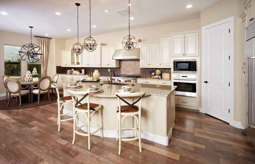 Kitchen featured in the Dignitary By Pulte Homes in Santa Fe, NM
