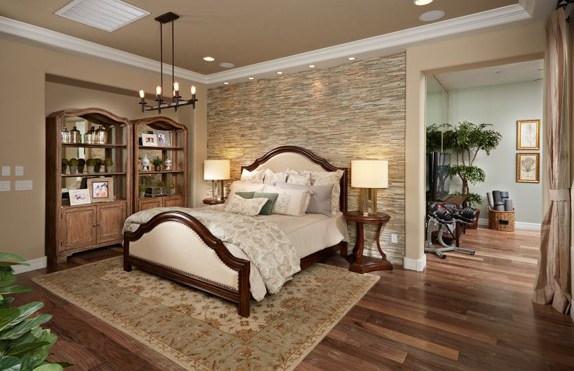 Bedroom featured in the Dignitary By Pulte Homes in Santa Fe, NM