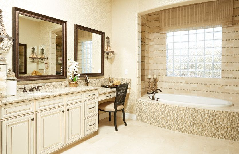 Bathroom featured in the Dignitary By Pulte Homes in Santa Fe, NM