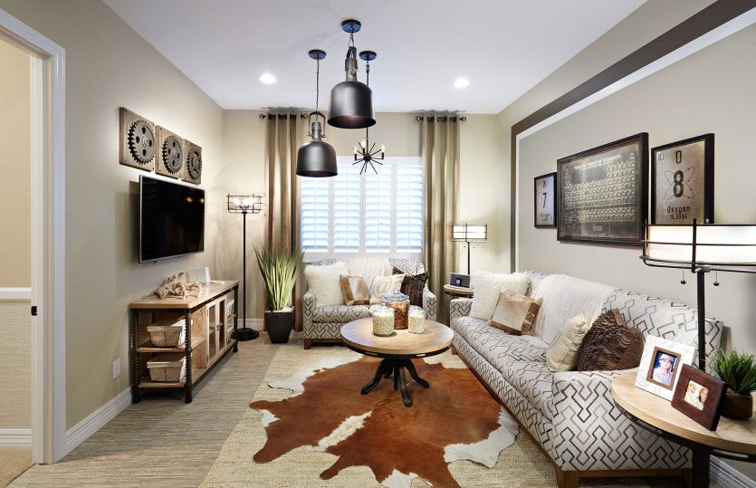Living Area featured in the Dignitary By Pulte Homes in Santa Fe, NM