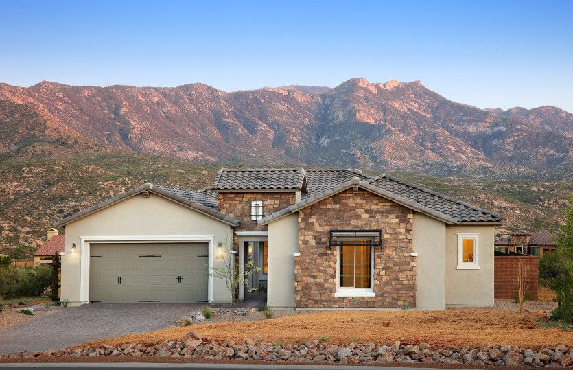 Patagonia   Sundance Ridge: Saddlebrooke, Arizona   Pulte Homes