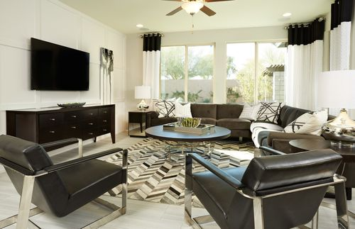 Greatroom-in-Cosenza-at-Tangerine Ridge-in-Tucson