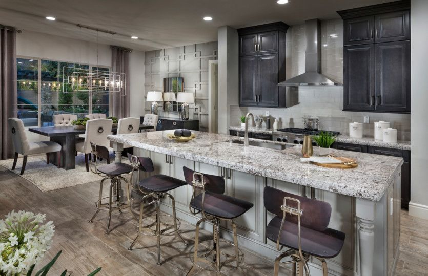 Kitchen featured in the Lucca By Pulte Homes in Los Angeles, CA