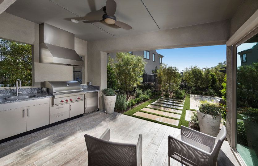 Exterior featured in the Lucca By Pulte Homes in Los Angeles, CA