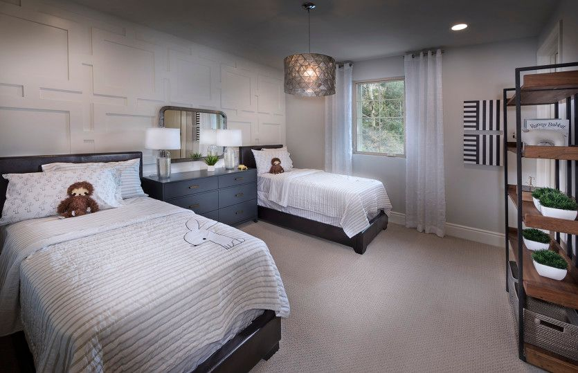 Bedroom featured in the Lucca By Pulte Homes in Los Angeles, CA