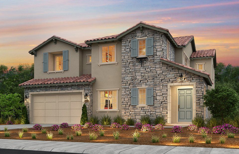 Exterior featured in the Marsala By Pulte Homes in Los Angeles, CA
