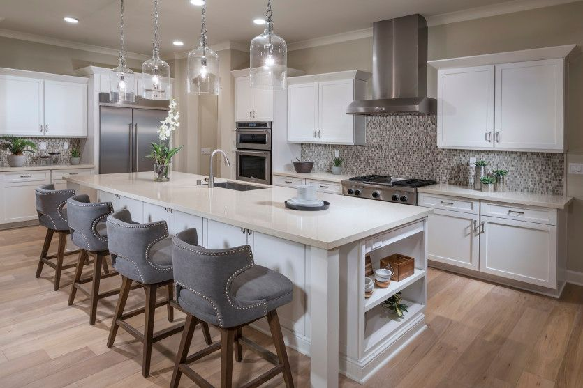 Kitchen featured in the Marsala By Pulte Homes in Los Angeles, CA