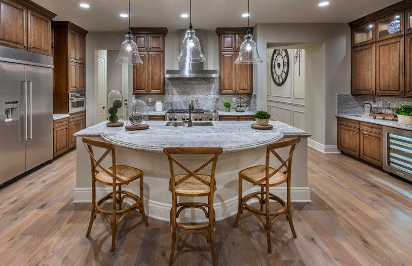 Kitchen featured in the Venice By Pulte Homes in Los Angeles, CA